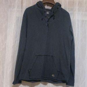 Vans long sleeve hoodie - Large